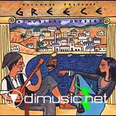 Putumayo Presents: Greece - A Musical Odyssey CD