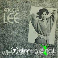 Angela Lee - Why Can't we Live ( Vinyl 12 ) (1987)