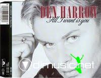 Den Harrow - All I Want Is You (Maxi-Single)1992