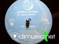 Denise Simmins - Cry Of Passion ( Vinyl, 12)1984