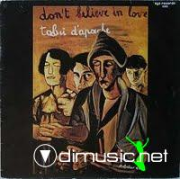 Tab?? D'Apache - Don't Believe In Love (12'' 1985)