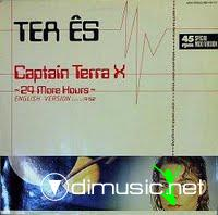 Tea Es - Captain Terra X ( Vinyl, 12)