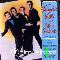 Frankie Valli  & The Four Seasons  - Anthology - 1988