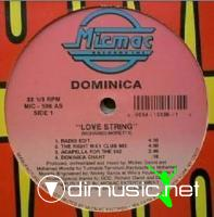 Dominica - Love String [12'' Vinyl MicMac]