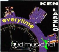 Ken Laszlo - Everytime [Maxi-Single 1993]