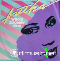 Aretha Franklin - Who's Zoomin' Who - Single 12'' - 1985