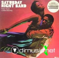 SATURDAY NIGHT BAND - Keep Those Lovers Dancing - 1979