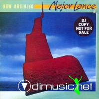Major Lance - Now Arriving (Vinyl, LP, Album) 1978