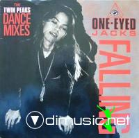 One-eyed Jacks - Falling (Vinyl, 12) 1991