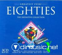 Various - Greatest Ever! Eighties