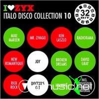 ZYX ITALO DISCO COLLECTION Vol. 10 (2009) - ALTERNATIVE LINK