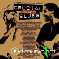 Alligator Records - Crucial Blues - Acoustic