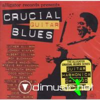 Alligator Records - Crucial Blues - Guitar