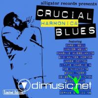 Alligator Records - Crucial Blues - Harmonica