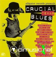 Alligator Records - Crucial Blues - Texas