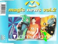 Magic News Vol.02 - 1996