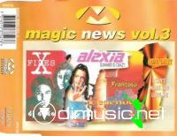 Magic News Vol.03 - 1996