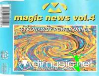 Magic News Vol.04 - 1996
