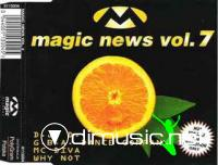 Magic News Vol.07 - 1996
