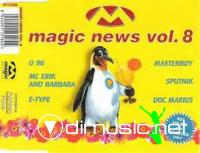 Magic News Vol.08 - 1996