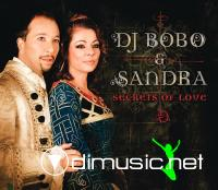 SANDRA & D.J. BOBO - SECRETS OF LOVE (SINGLE)