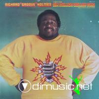 Richard ''Groove'' Holmes - Six Million Dollar Man