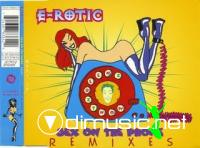 E-Rotic - Sex On The Phone (Remixes) (CDM-1995)