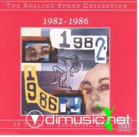 time life-the rolling stone collection  1982-1986