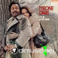 Tyrone Davis - Its All In The Game (1973, Lp)
