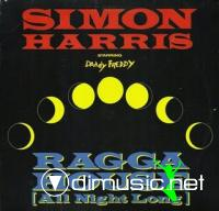 Simon Harris - Ragga House (All Night Long) [12'' Vinyl 1990]