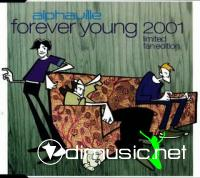 Alphaville - Forever Young 2001 [Maxi Single 2001]