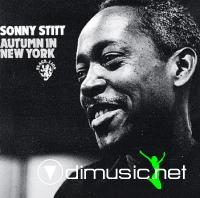 Sonny Stitt. Autumn in New York. 1962-1967