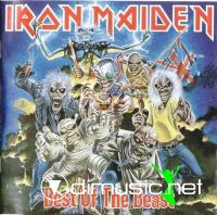IRON MAIDEN - Best Of The Beast (1996)