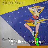 Electric Theatre - Ballet Dancer - Single 12'' - 1983