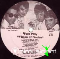 4 Play - Vision Of Desire [12'' Vinyl WP Records]