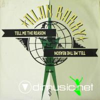 Alan Barry - Tell Me The Reason - Single 12'' - 1988