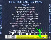 80's High Energy Party (Volume 2)