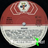 Various - Mixage 1984 (Baby Records)