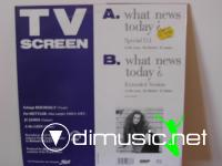 TV SCREEN - What News Today Special D.J.Version 1988