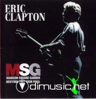 Eric Clapton - Live Madison Square Garden (1987)