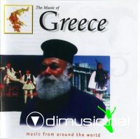 VA - The Music of Greece (2002)