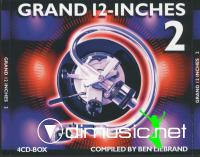V.A. -- Ben Liebrand - Grand 12 Inches Vol.2 (4CD)