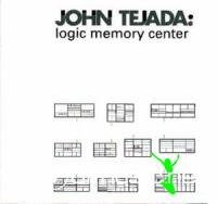 John Tejada - Logic Memory Center (2004)