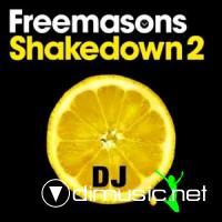Freemasons - Shakedown 2 (Special DJ Edition) (2009)