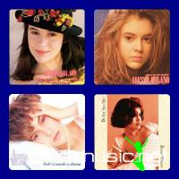 Alyssa Milano -  Albums Collection [1989 - 1992]