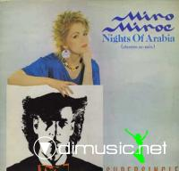 Miro Miroe - Nights Of Arabia (Vinyl, 12'' 1982)