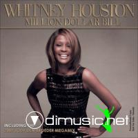 Whitney Houston - Million Dollar Bill [Promo CDM2 - Megamix ] (2009)