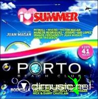 I love Summer Porto Beach Club