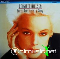 Brigitte Nielsen - Every Body Tells A Story (CD 1987)