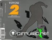 Voyou - 2 - The Ten Commandments (Maxi-Single 1989)